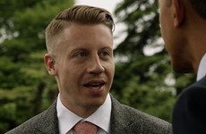 Macklemore denounced his famous haircut after a comedian pointed out that it was adopted by Nazis