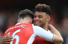 Arsenal's Oxlade-Chamberlain wants £150k-a-week as Chelsea target deal