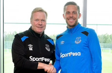 Everton confirm signing of Gylfi Sigurdsson for club-record €50m fee