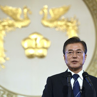'There will be no war on the peninsula': South Korean president on North's aggression