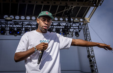 Rapper Tyler The Creator revealed that he had his first boyfriend when he was 15... it's The Dredge
