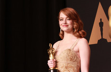 Emma Stone is the world's highest-paid actress