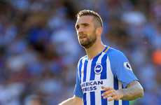 Ireland's Shane Duffy rewarded for his performances in a Brighton shirt