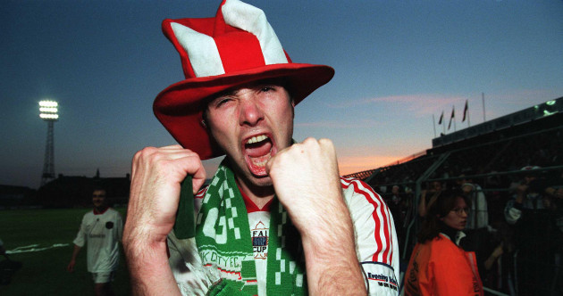 'This is Cork... there's no way those f**kers are coming down and taking the league from us'