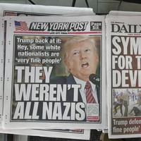 Donald Trump says removing 'beautiful' Confederate statues is 'so foolish'