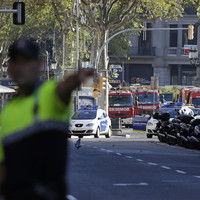 At least one person dead and 32 injured in Barcelona terror attack