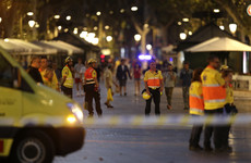 Barcelona terror attack: 'The waiter came over to us with the bill and said we couldn't leave'