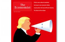 The Economist and New Yorker magazines publish Trump-KKK covers