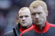 Rooney on the brink of shock Old Trafford exit