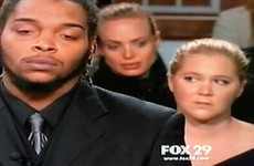 Amy Schumer was spotted in the courtroom in an episode of Judge Judy and people were seriously confused