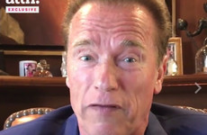 Arnold Schwarzenegger delivered a biting takedown of Donald Trump and Nazis on Facebook