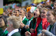 New record TV audience for women's rugby as over 3 million people tune in for Ireland-France