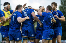 Leinster's pre-season up and running with seven-try victory over Gloucester