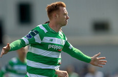 Gary Shaw conjures late, late brace as Rovers come from behind to snatch win in Galway