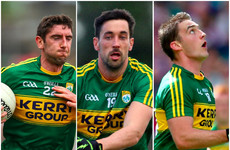 Eamonn Fitzmaurice brings 3 experienced players into the Kerry team to face Mayo on Sunday
