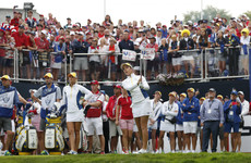 Europe take early lead after opening foursomes at the Solheim Cup