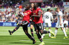As it happened: Swansea City vs Manchester United, Premier League