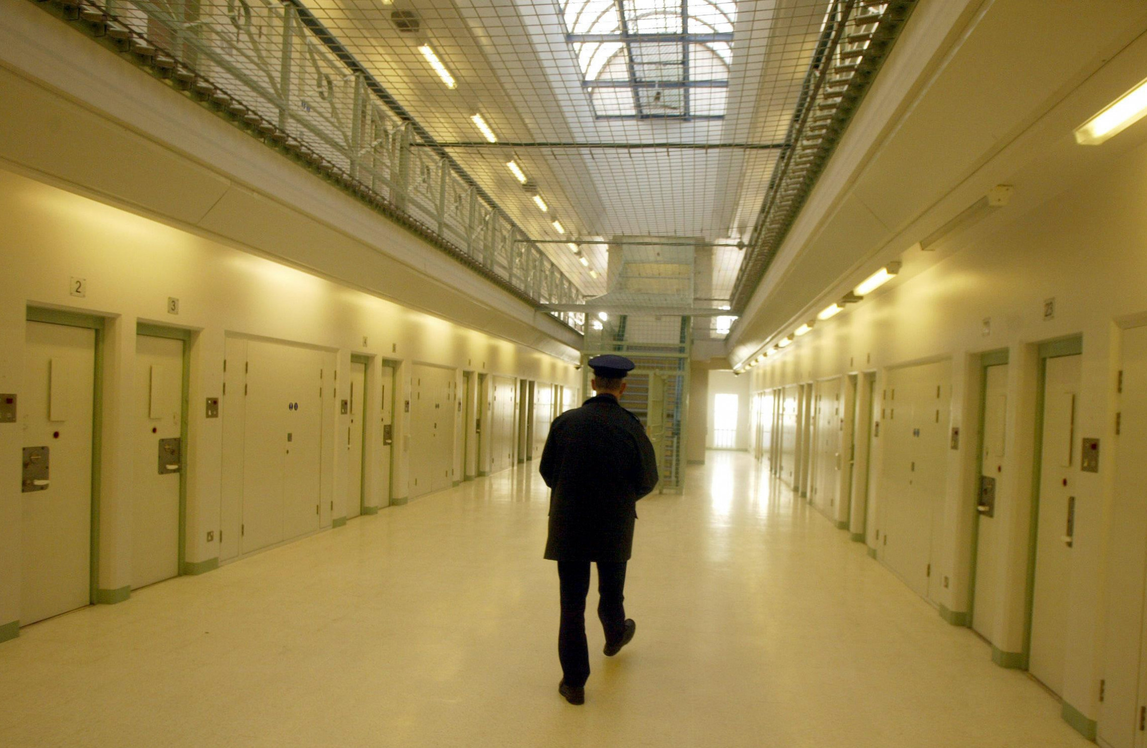 Prison officer arrested on suspicion of drug smuggling