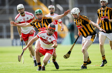 8 goals for Kilkenny as they claim 52-point win against Derry in All-Ireland U21 mismatch