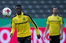 Ousmane Dembele could join Barcelona for the right price, say Dortmund