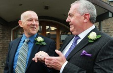 More than 1,000 people entered civil partnerships in Ireland in 2011