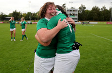 Ireland prop ruled out for the rest of the Rugby World Cup