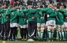 It's official: Ireland to face France in Paris on 4 March