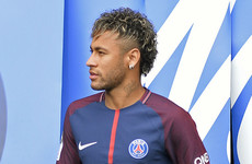 Neymar sparkles for PSG on his Parc des Princes debut as Verratti sees red