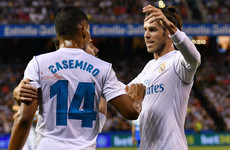 Gareth Bale on target as champions Real Madrid make confident start