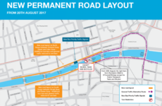 Driving to work today in Dublin? Don't forget there are new traffic restrictions in place