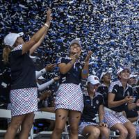 Lexi Thompson's sensational comeback caps Solheim Cup win for USA