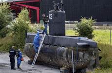 Body found after Danish submarine inventor 'dumped missing journalist's body in the sea'