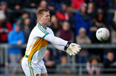 WATCH: Offaly goalkeeper bashes home late equalising goal past opposition's entire team