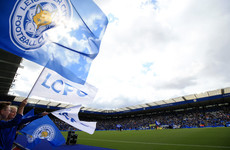 Leicester confirm a number of home fans were ejected for homophobic abuse during Brighton game