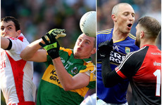 Trying to stop Donaghy - Tyrone's plan in 2008 All-Ireland final versus Mayo's tactic last Sunday