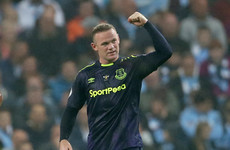 Wayne Rooney scores 200th Premier League goal as Kyle Walker controversially sent off