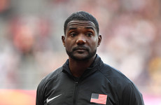 London Stadium booing 'hurt' Justin Gatlin