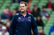 Erasmus ready to walk away before December if Munster ask