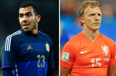 Tevez and Kuyt among 25 footballers named in latest leak by Russian hackers Fancy Bears