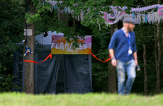 Investigation under way after man in his 50s dies at English sex festival