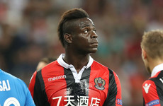 'I should've replaced him earlier' - Boss furious with Balotelli after Champions League exit