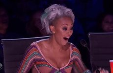 Mel B stormed off America's Got Talent after Simon Cowell cracked a joke about her marriage... it's the Dredge