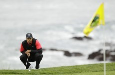 On track: Woods to play Honda Classic