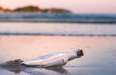 British couple's message in a bottle reaches Gaza