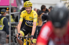 Chris Froome extends Vuelta lead as Nicolas Roche falls further behind