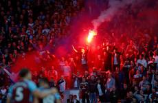 Southampton stunned, pitch invasion mars Burnley win