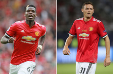 Midfield partner Matic will get the best out of me - Pogba