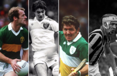 18 All-Ireland senior medals between 4 GAA legends that entered Hall of Fame today