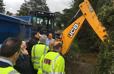 'You have to see it to understand the scale of the damage': Leo Varadkar travels to flood-hit Donegal