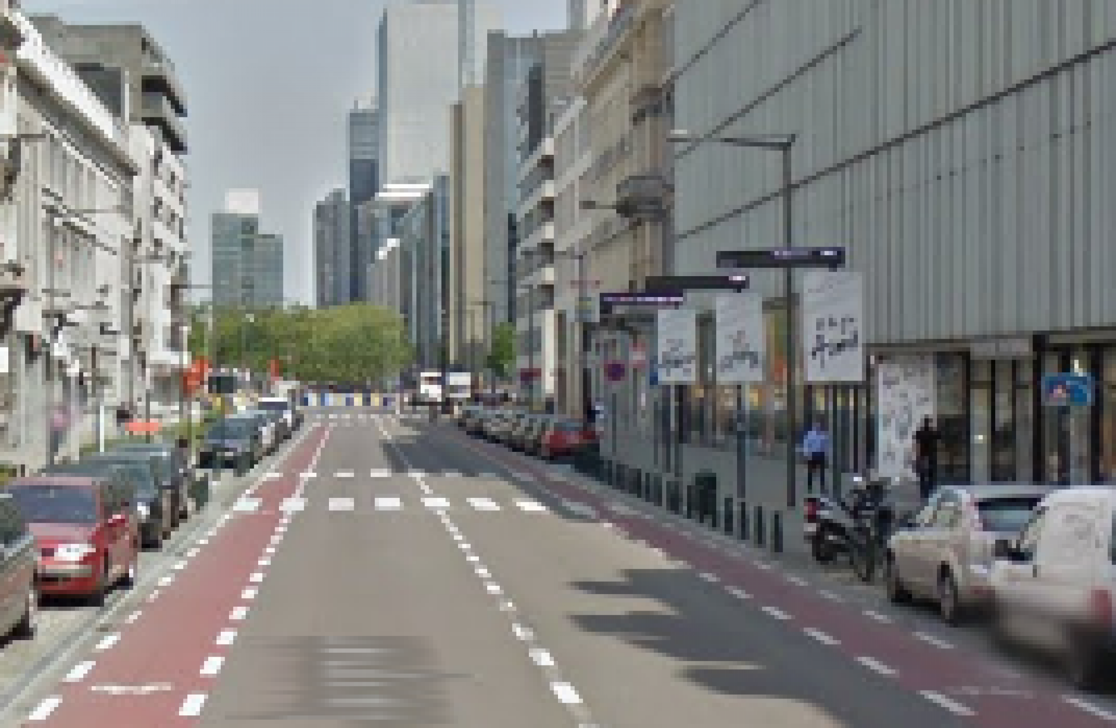 Brussels: Man Shot Dead After Attacking Soldiers With Machete
